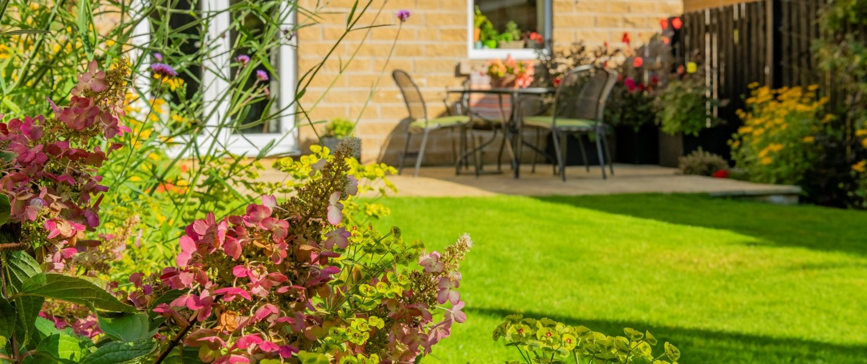 Yorkshire Garden & Planting Design small urban garden