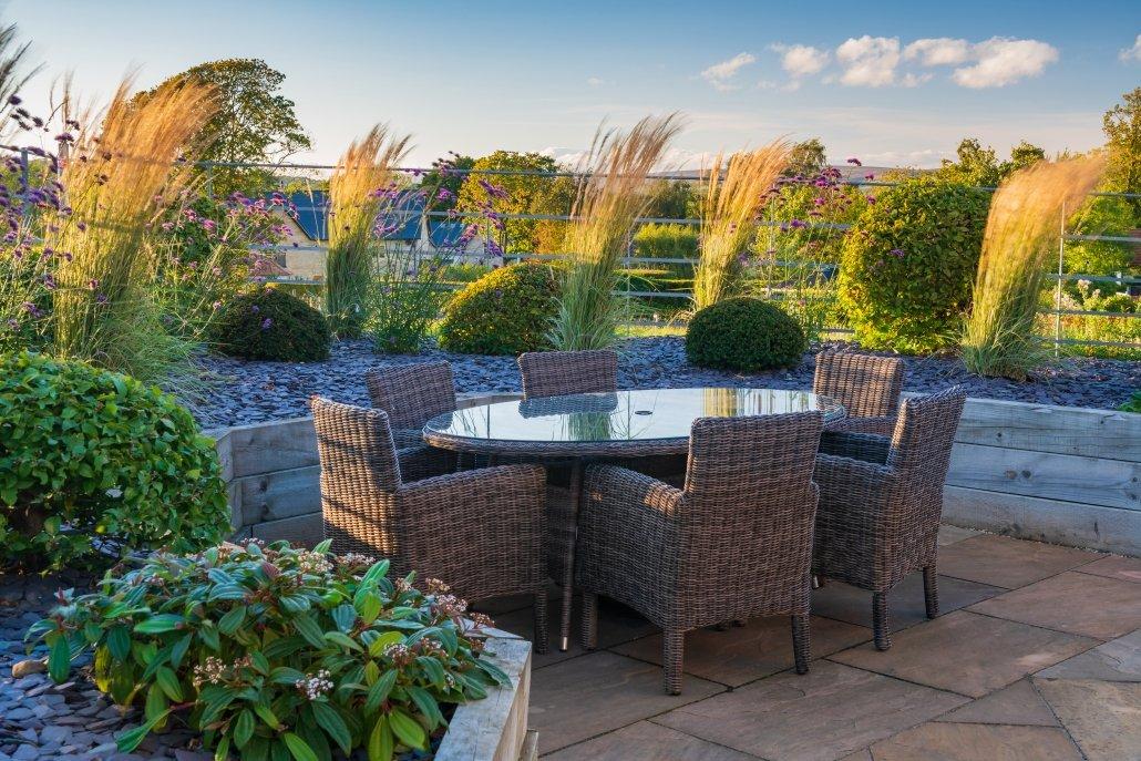 Garden Design Skipton Ilkley Otley Menston