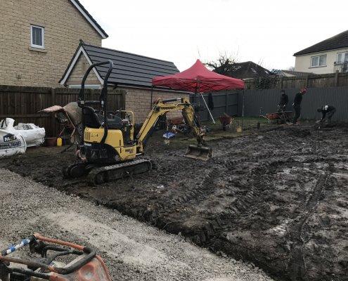 Garden survey building a garden
